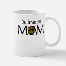 Bullmastiff Mom Mugs