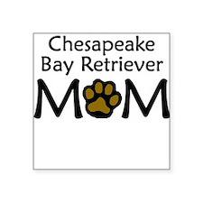 Chesapeake Bay Retriever Mom Sticker