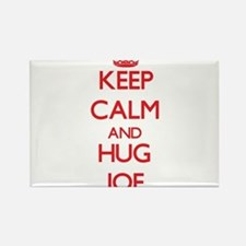 Keep Calm and HUG Joe Magnets