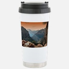 Zion Park, Utah Travel Mug