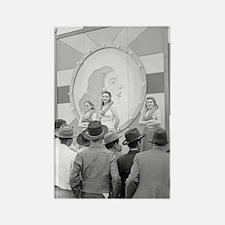 Girlie Show, 1942 Magnets
