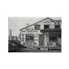 Icehouse, 1937 Magnets
