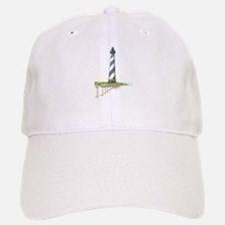 Cape Hatteras Lighthouse Baseball Baseball Cap