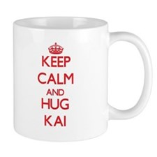 Keep Calm and HUG Kai Mugs