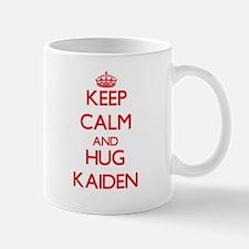 Keep Calm and HUG Kaiden Mugs