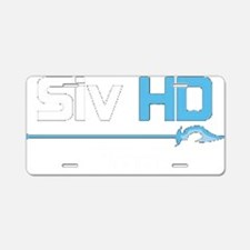 Siv hd Aluminum License Plate