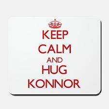 Keep Calm and HUG Konnor Mousepad