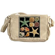 Seashell Collection Messenger Bag