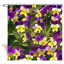 Spring Color Shower Curtain