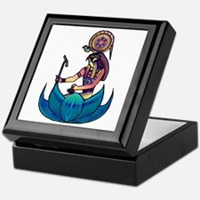 Lotus Ra Keepsake Box
