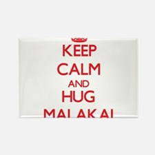 Keep Calm and HUG Malakai Magnets