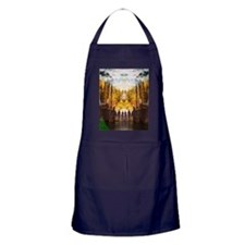 Ayahuasca Journey Apron (dark)