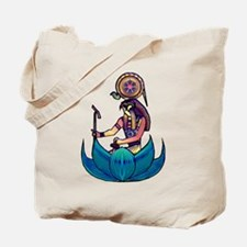 Lotus Ra Tote Bag