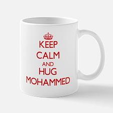Keep Calm and HUG Mohammed Mugs