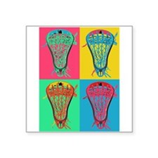 Lacrosse BIG 4 Sticker