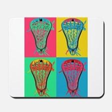 Lacrosse BIG 4 Mousepad