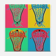 Lacrosse BIG 4 Tile Coaster