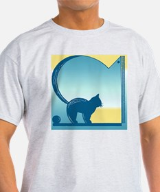 Cat in the Window T-Shirt