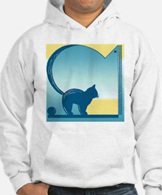 Cat in the Window Hoodie