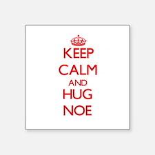 Keep Calm and HUG Noe Sticker