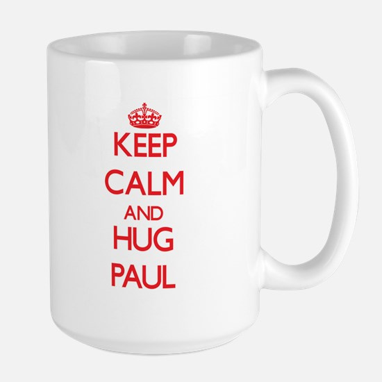 Keep Calm and HUG Paul Mugs