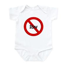 Anti Stew Infant Bodysuit