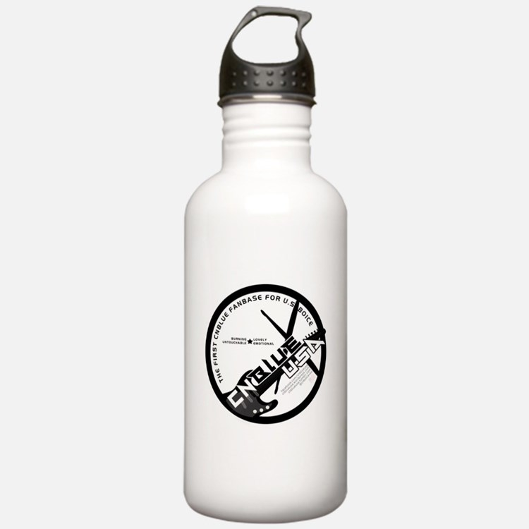 CNBLUE USA Official Logo Water Bottle