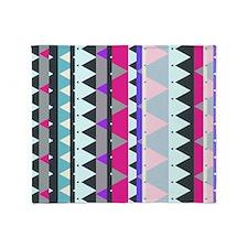 Mix #530, Aztec Throw Blanket