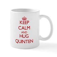 Keep Calm and HUG Quinten Mugs