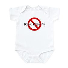 Anti Boston Cream Pie Infant Bodysuit