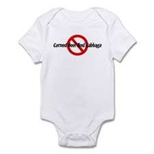 Anti Corned Beef And Cabbage Infant Bodysuit