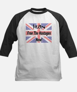 Iran Free The Hostages Now Tee