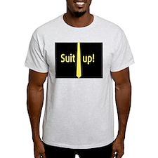 """""""Suit Up"""" Barney Stinson T-Shirt"""
