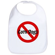 Anti Corn Dogs Bib