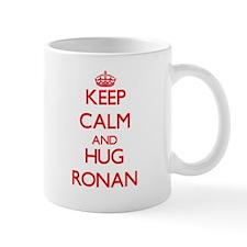 Keep Calm and HUG Ronan Mugs
