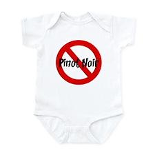 Anti Pinot Noir Infant Bodysuit