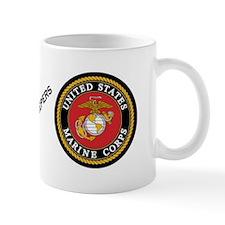 USMC Military Police Mug