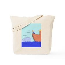 Noah? Jonah? Tote Bag
