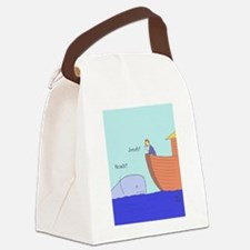 Noah? Jonah? Canvas Lunch Bag