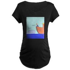 Noah? Jonah? Maternity T-Shirt
