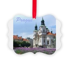 Prague souvenir Ornament