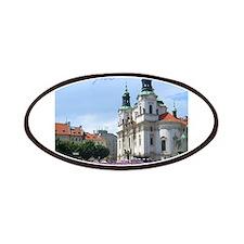 Prague souvenir Patches