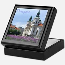 Prague souvenir Keepsake Box