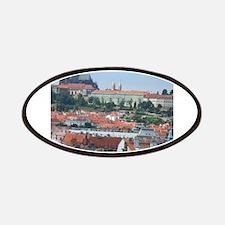 Prague city souvenir Patches