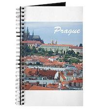 Prague city souvenir Journal