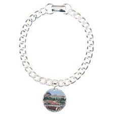 Prague city souvenir Bracelet