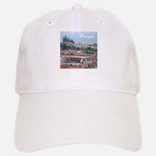 Prague city souvenir Baseball Baseball Cap
