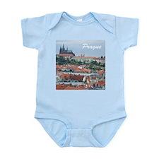 Prague city souvenir Body Suit
