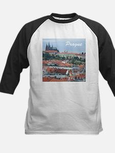 Prague city souvenir Baseball Jersey