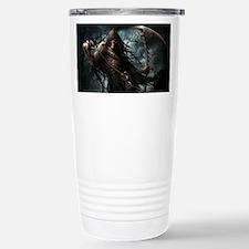 Death1 Travel Mug